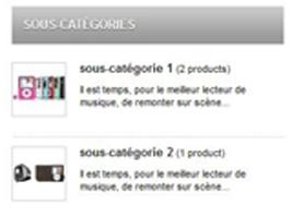 [Tutoriel] Afficher le nombre de produits dans les sous-catégories - Prestashop 1.5