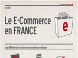 [Infographie] Quelques chiffres clés et tendances du e-commerce en France en 2012